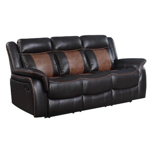 Monica Reclining Sofa by Red B..