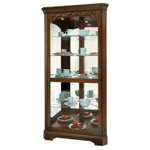 Tessa Standard Curio Cabinet by Howard Mi..