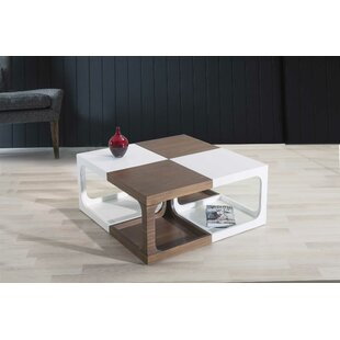Elia 4 Piece Coffee Table Set by George Oliver Today Sale Only