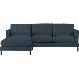 Yeomans Chaise Sleeper Corner Sofa Bed By Mercury Row