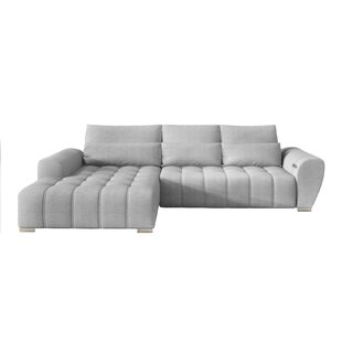 Shop Greaves Sleeper Sectional by Orren Ellis