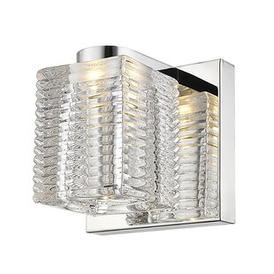 Jovanni 1-Light LED Bath Sconce by Orren Ellis