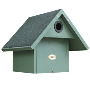 Burntwood Mounted Bird House Image