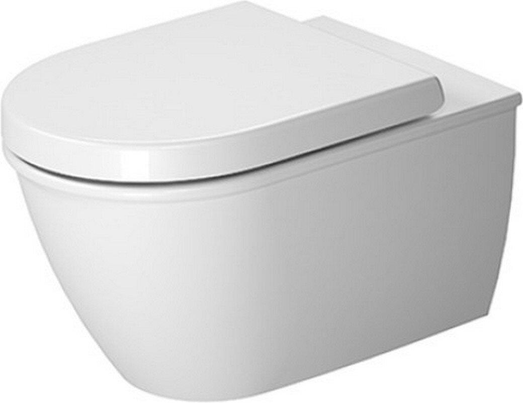 Cuvette de toilette spéciale à double chasse Darling New seule