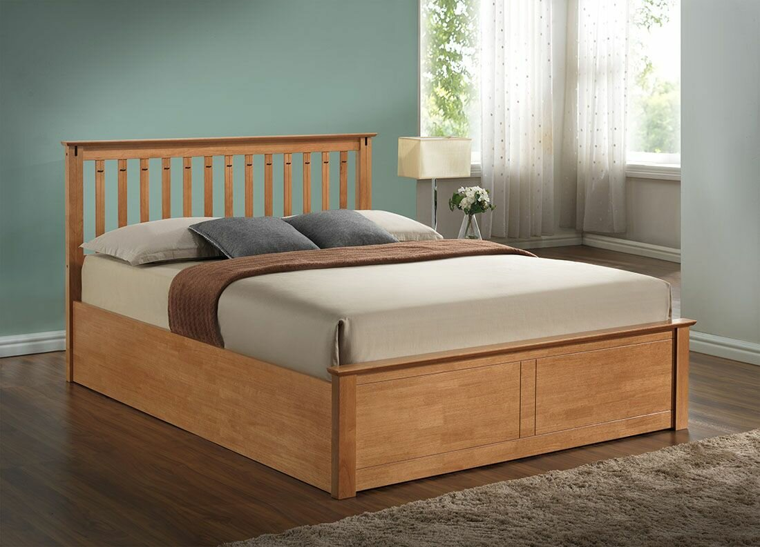 Marlow Home Co. Moses Ottoman Bed Frame & Reviews | Wayfair.co.uk