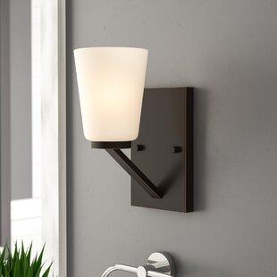 Naccarato 1-Light Bath Sconce by Ebern Designs