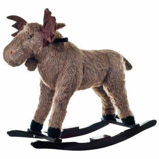 Shop for Plush Max Moose Rocker ByHappy Trails