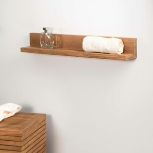 Lodd 70cm X 10cm Over The Toilet Shelf By Bay Isle Home
