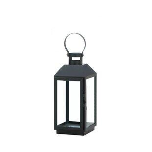 Glass/Metal Lantern by Win..