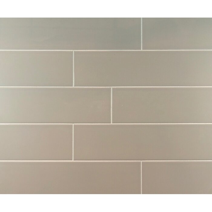 Clic Subway 4 X 16 Tile In Light Taupe