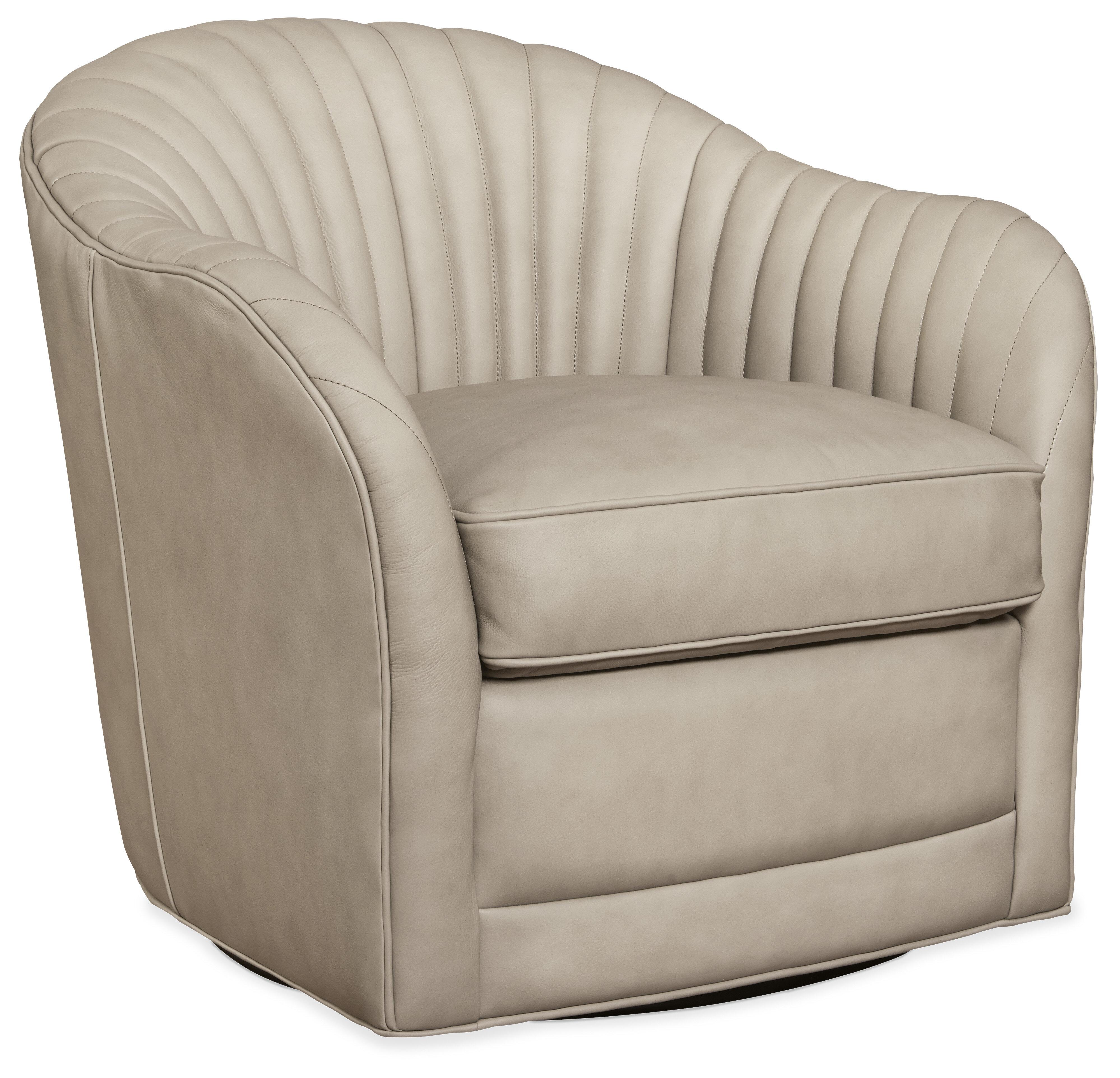 Hooker Furniture Nereid Swivel Barrel Chair Wayfair