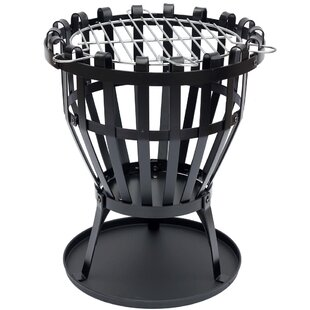 Steel Charcoal Fire Pit Image