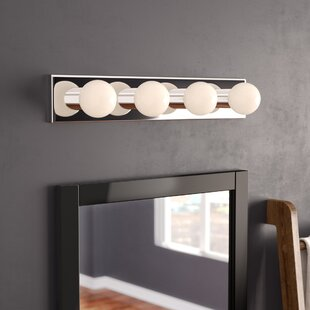 Ebern Designs Archibald 4-Light Bath Bar