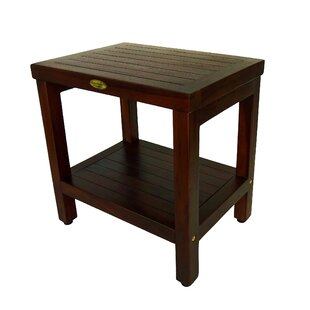 Decoteak Outdoors Side Table