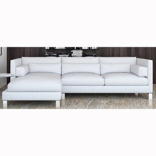 Zonia Leather Sectional