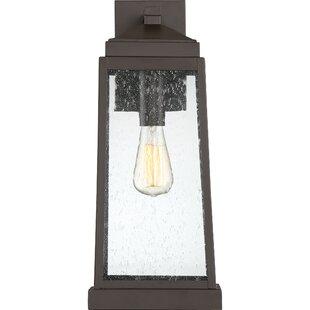 Endres Outdoor Wall Lantern