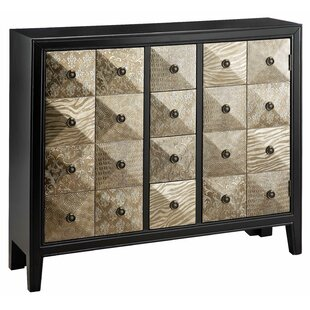 Painted Treasures 2 Door 4 Drawer Chest by Stein World