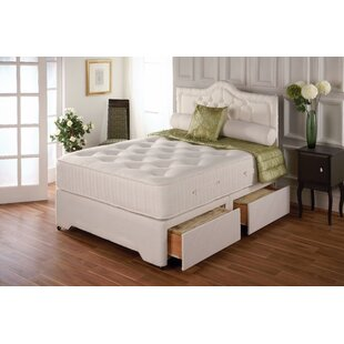 Jenifer Pocket Memory Divan Bed By Marlow Home Co.
