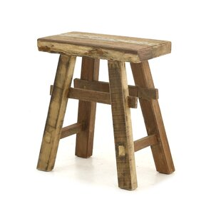 Nathalie Stool By Alpen Home