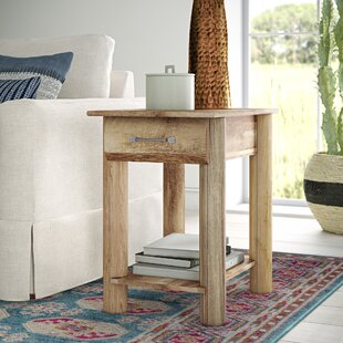 Kasandra End Table by Mistana