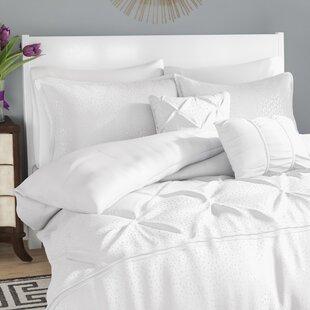 Myron Metallic Comforter Set