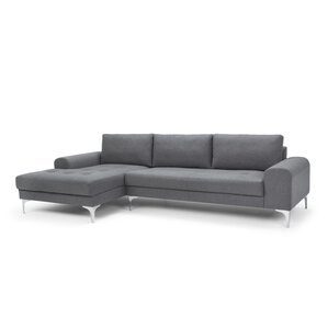 Iroh Modular Sectional Sofa  sc 1 st  Joss u0026 Main : gray sofa with chaise - Sectionals, Sofas & Couches
