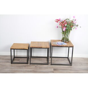 Steubenville 3 Piece Nest Of Tables By Williston Forge