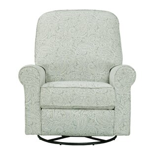 Basil Swivel Reclining Glider