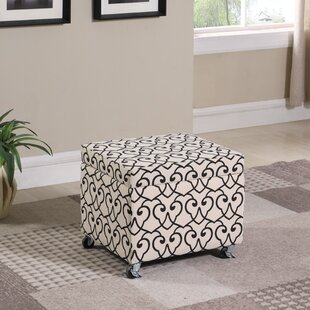 Sensational Beauregard Stencil Filing Storage Ottoman Gmtry Best Dining Table And Chair Ideas Images Gmtryco