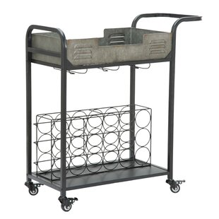 Deeter Serving Cart By Williston Forge