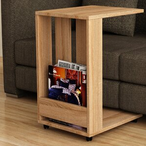 Thelma End Table by Winston Porter
