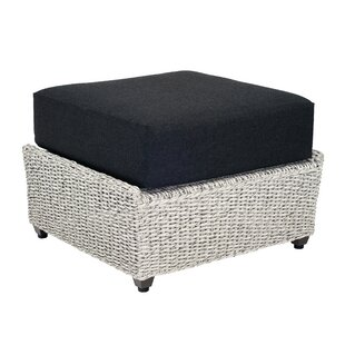 Isabella Ottoman With Cushion by Woodard