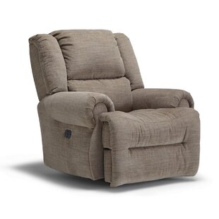 Neysa Headrest Power Manual Recliner by Red Barrel Studio Coupon
