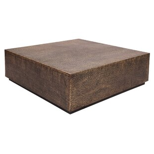Ingot Molten Coffee Table by Seasonal Living Best #1