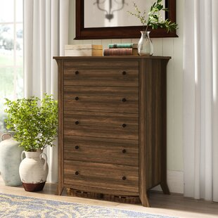 Plumville 5 Drawer Chest