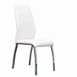 Stubblefield Upholstered Dining Chair (Set of 2) Orren Ellis