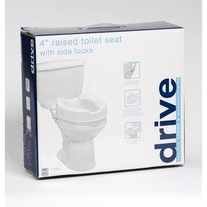 Erhöhte Toilettensitze von Drive Medical