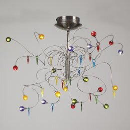 Ebern Designs Marva 20-Light Novelty Chandelier