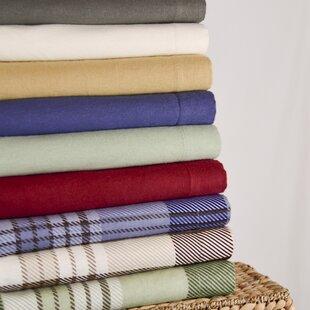 Winter Nights Flannel 100% Cotton Sheet Set