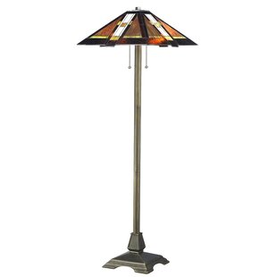 Affordable Price Preston 60 Empire Metal Floor Lamp By Astoria Grand