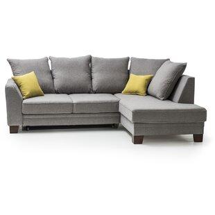 Abril Corner Sofa By August Grove