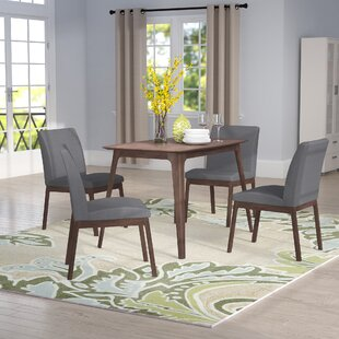 Tunis 5 Piece Dining Set by Langley Street Best