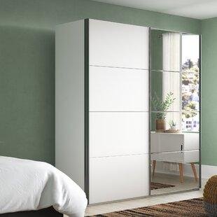 Minosa 2 Door Sliding Wardrobe By Rauch