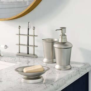 Price comparison Germano 4 Piece Bathroom Accessory Set ByThe Twillery Co.