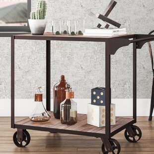 Yellowstone Bar Cart by Trent Austin Design