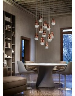 Burnes 12-Light Pendant by..