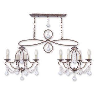 Bayfront 8-Light Candle Style Chandelier By Astoria Grand