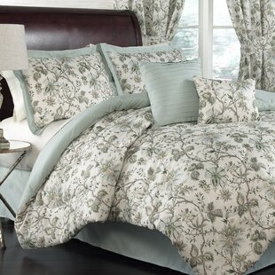 Felicite 6 Piece Comforter Set by Traditions by Waverly