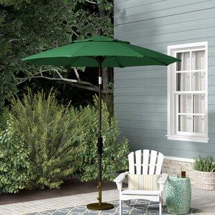 Muldoon 7.5' Market Umbrella by Beachcrest Home