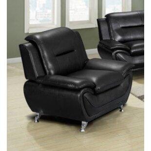Claus Club Chair by Ebern Designs